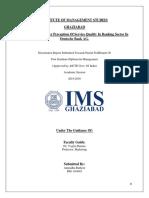 Dissertation Report _ Anuradha Rathore