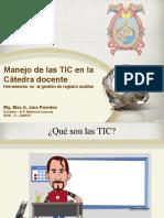 TIC Moviles Docencia