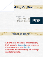 05-Banking on Ports