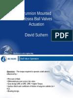 5 Ball Valves
