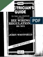 37151001 IEE Wiring Regulation