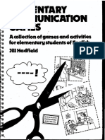 31873367 Elementary Communication Games
