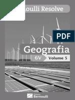 Bernoulli Resolve Geografia_volume 5