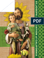 St. Joseph Association of California Anniversary Booklet 2016