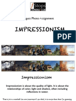 Impressionism Photo Techniques