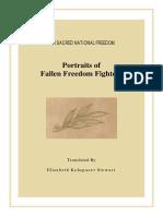 For Sacred National Freedom