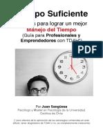 Tiempo Suficiente - Juan Sangüesa