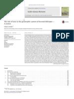 El Papel de Los Árboles en El Sistema Geomorfológico de Laderas Boscosas - Una Revisión 1-s2.0-S0012825213001396-Main