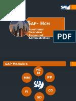 SAP- HCM