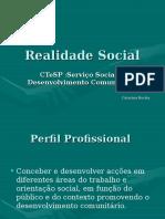 1.Realidade Social