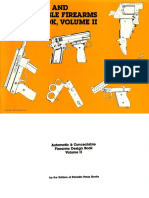 Automatic and Concealable Firearms Design Book Volume 2