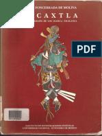 Foncerrada de Molina, Marta - 1993 - Cacaxtla, La Iconografía de Los Olmeca Xicalanca