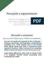 diapositivas sobre persuasión