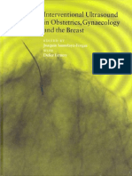 Interventional Ultrasound in Obstetrics, Gynaecology and the Breast