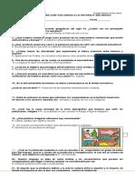 Guía de Estudio Prueba Coef Dos Unidad i y II Historia 8
