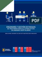 Libro Ergonomía Gestión TMEs Unidades Hospitalarias M. Gutiérrez