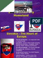 25 Slovakia - My Homeland