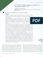 Vio, Fernando (2007) Transicion Nutricional en Chile (Ingles)