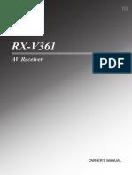RX-V361
