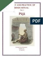 Hindus Worship Ritual Vol 1