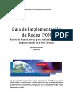 Guia Implem Redes Pon COMUNITEL