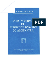 Biografia Argensola