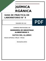 QUÍMICA ORGÁNICA.laboratorio
