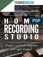 MASTERMIXONLINE eBook Home Studio