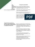 observed behavior  portfolio