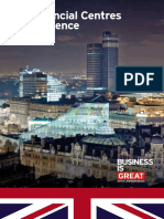 UK Financial Centres of Excellence