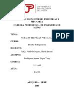 NORMAS TECNICAS PERUANAS DIBUJO TECNICO.pdf