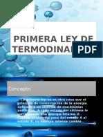 1 ley Termodinamica