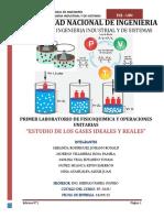 FISICO QUIMICA-LABORATORIO 1