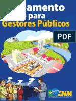 Saneamento Básico Para Gestores Públicos 2009