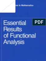 Zimmer R.J. Essential Results of Functional Analysis (Univ. of Chicago, 1990)(ISBN 0226983382)(P.136, 151 s