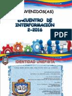 Induccion General Servicio Comunitario Fase1 2-2016