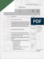 quinlyn skills list 2nd yr pg 1