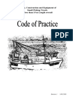 Code of Practice for Fishing Vessels Under 15m - Irland
