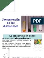 08 Concentracion de las disoluciones.pptx