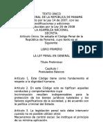 Codigo Penal (Nuevo Vigencia 2008