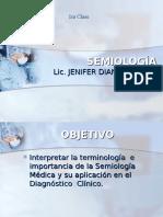 Clase 1 Semiologìa General