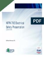 NFPA 70E Presentation