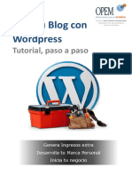 Crea Tu Blog Con WP-Tutorial