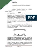 Info. Flexion en Clavos