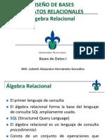 5. Algebra Relacional Parte 1