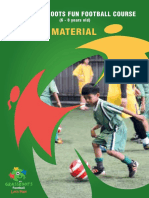 Afc Grassroots Funfootball Course Material Low