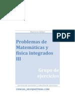 Matemáticas y física integradas III