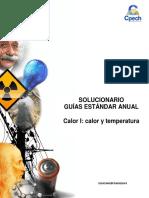 Solucionario Guía Práctica Calor I Calor y Temperatura 2014