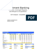 98273049 DCF Analysis Template