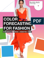 Color Forecasting for Fashion